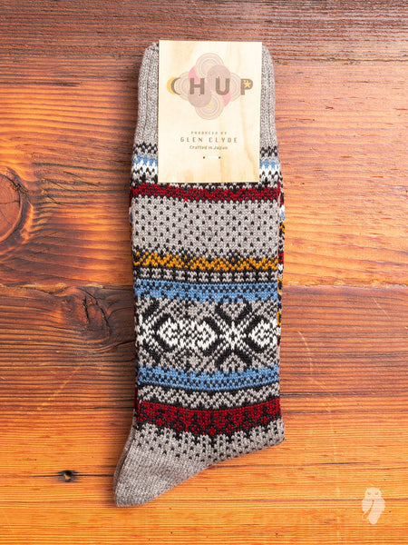 Hansker Sock in Coin Grey