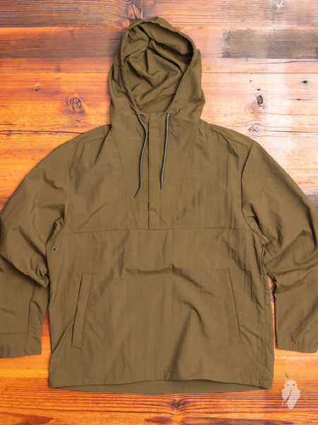 Kalix Anorak in Ivy Green