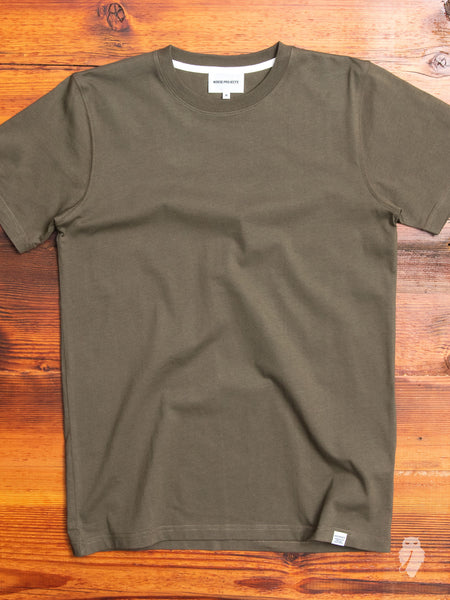 Niels Standard T-Shirt in Ivy Green