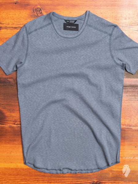 1x1 Slub T-Shirt in Shadow
