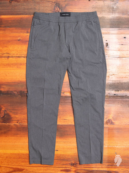 COOLMAX Summer Trousers in Charcoal