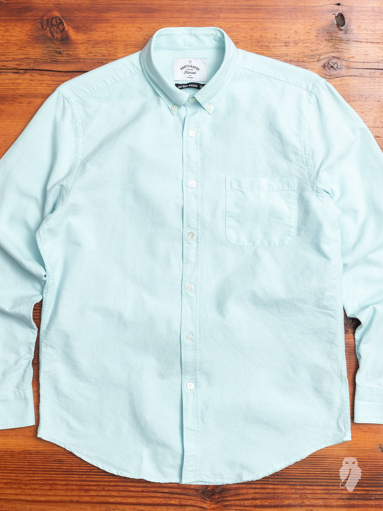 Belavista Button-Up Shirt in Gum