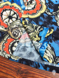 Romeo & Juliet Hawaiian Shirt in Blue