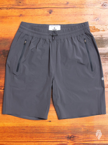 """Sea to Sky"" Team Shorts in Charcoal"