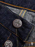 "THT ""Ten"" (天) 12.5oz Selvedge Denim - High Tapered Fit"