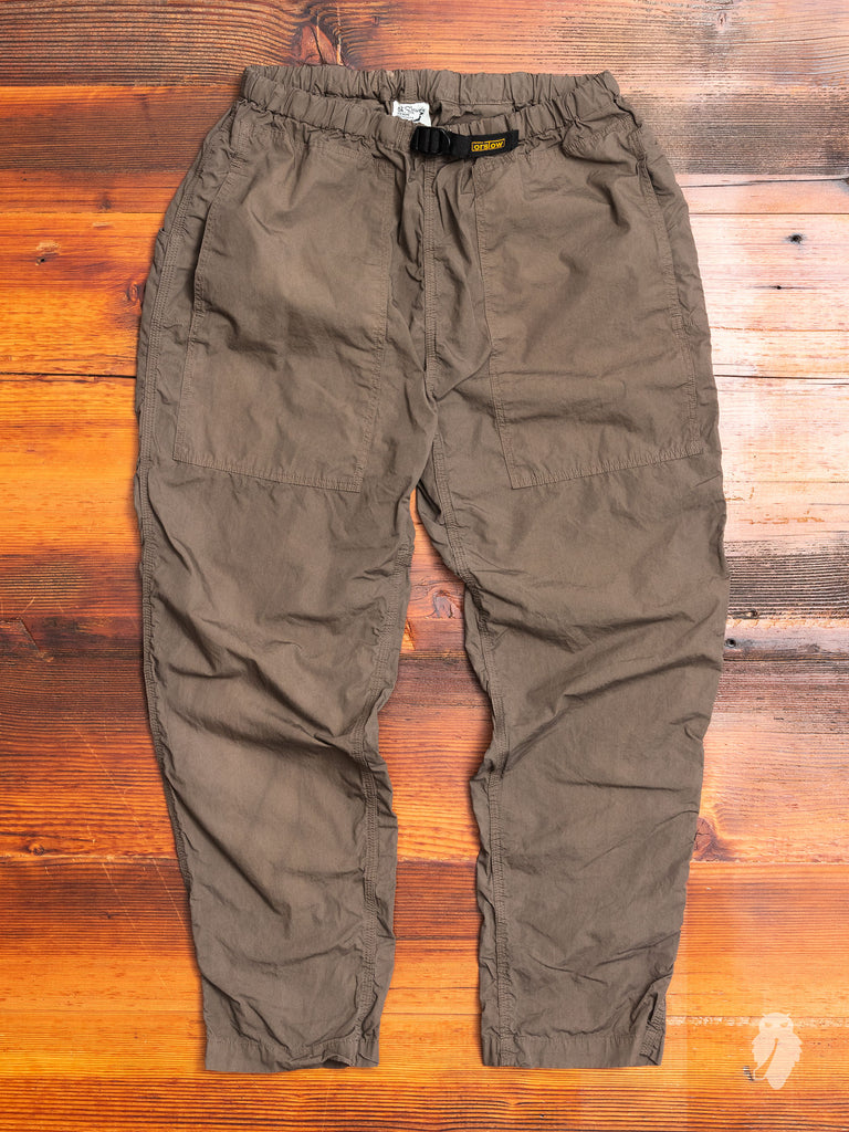 Climbing Pants in Greige