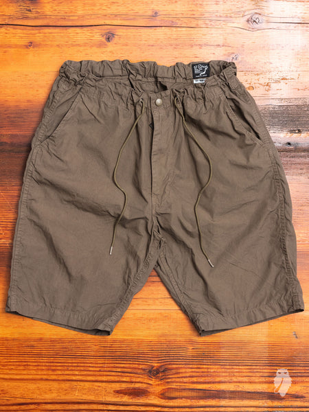 New Yorker Shorts in Greige