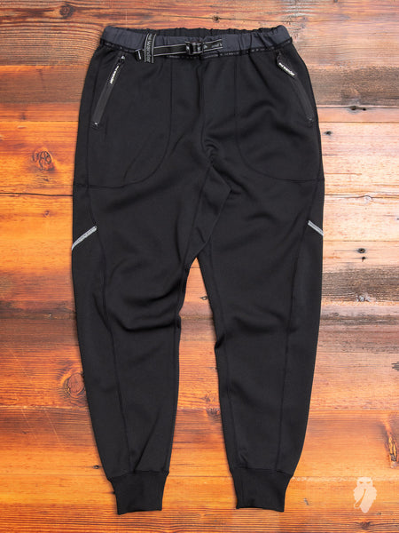 Reflective Joggers in Black