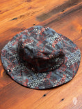 Reversible Bucket Hat in Charcoal