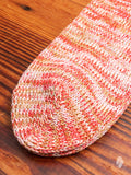Melange Sock in Blush
