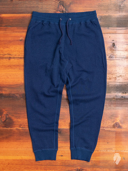 Sweatpants in Indigo