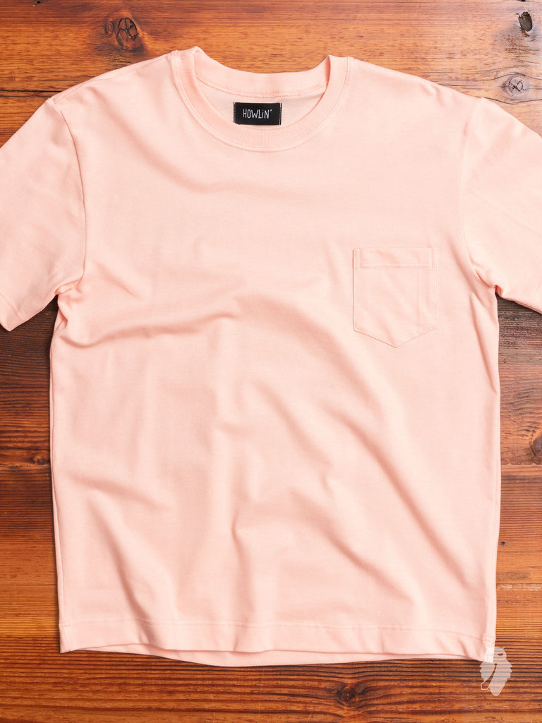 """Hypnoteque"" T-Shirt in Peachy"