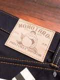 0405-BK 13.5oz Selvedge Denim - High Tapered Fit