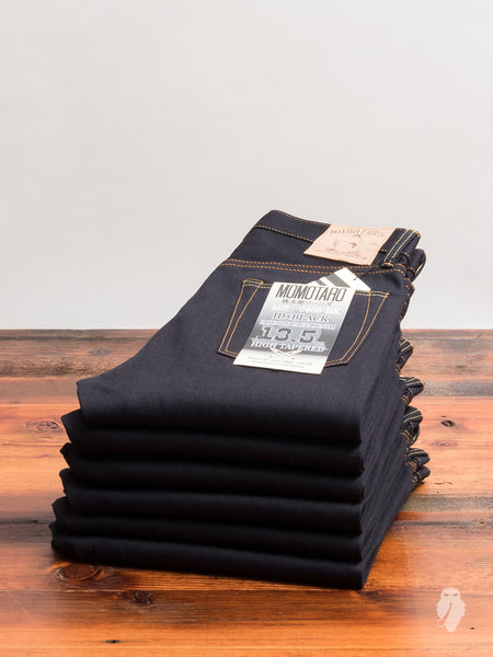 0405-ID 13.5oz Selvedge Denim - High Tapered Fit