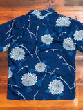 Mum Shirt in Indigo