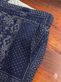Bandana Ranru Pants in Indigo