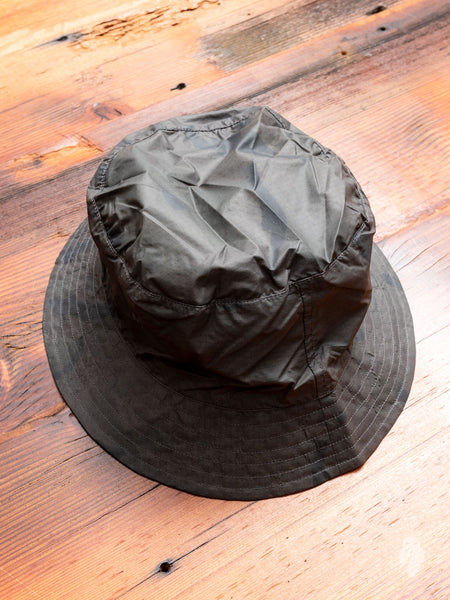 128c6aa0d42 Camo Tech Bucket Hat in Charcoal Coated DPM – Blue Owl Workshop