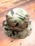 Camo Tech Bucket Hat in Charcoal Coated DPM