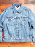 12.75oz Stonewashed Denim Jacket