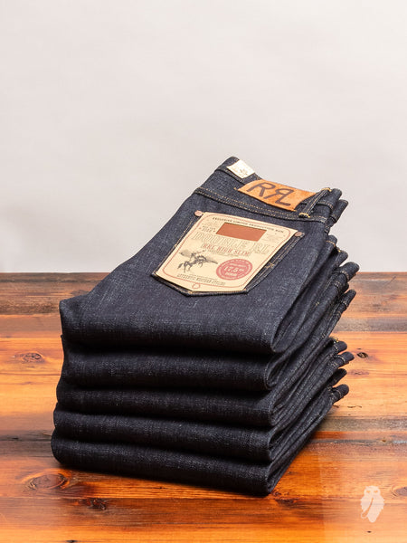 """Somerset Jean"" 17.5oz Selvedge Denim - High Slim"
