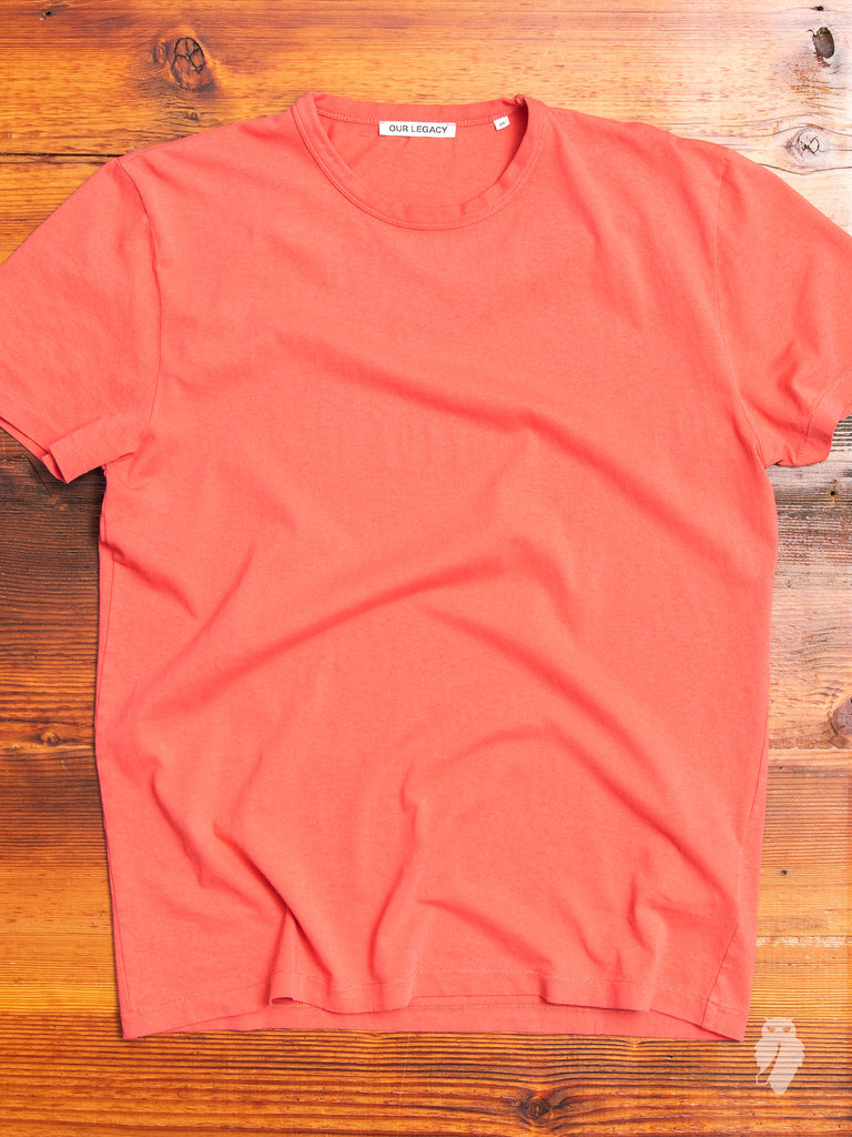Perfect T-Shirt in Vintage Red