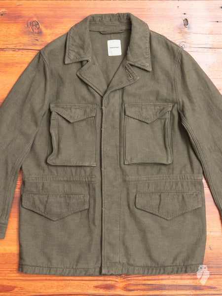 Field Jacket in Khaki