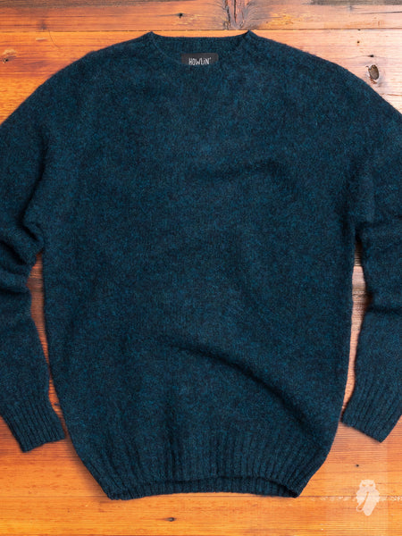 """Birth of the Cool"" Wool Sweater in Diesel"