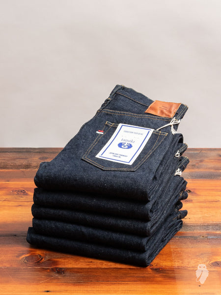 "ER ""Earth Series"" 18oz Selvedge Denim - Regular Straight Fit"