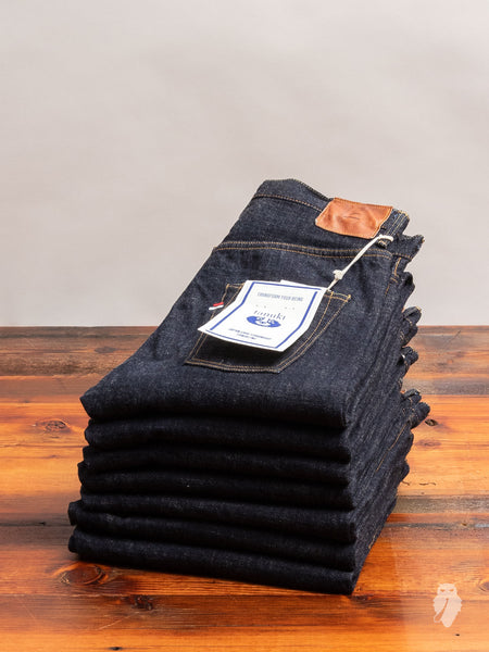 "ZHT ""Zetto"" 15oz Selvedge Denim - High Tapered Fit"