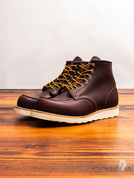 8138 Classic Moc Boot in Briar Oil Slick
