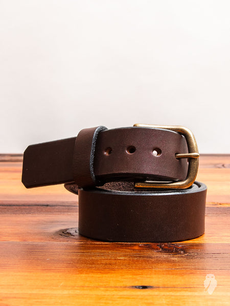 """Wenatchee Belt"" in Mocha Brown"