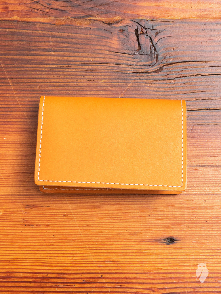 Card Case in Natural