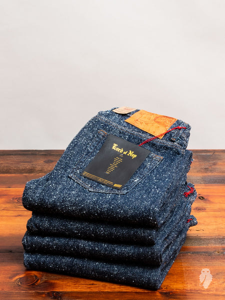 """Lord of Nep"" 14.5oz Selvedge Denim - Weird Guy Fit"
