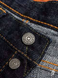 SLB-013 16.5oz Rinsed Selvedge Denim - Slim Tapered Fit