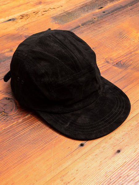 Pig Jet Cap in Black