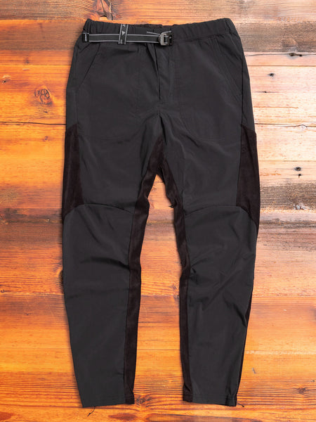 Fleece Base Pants in Black