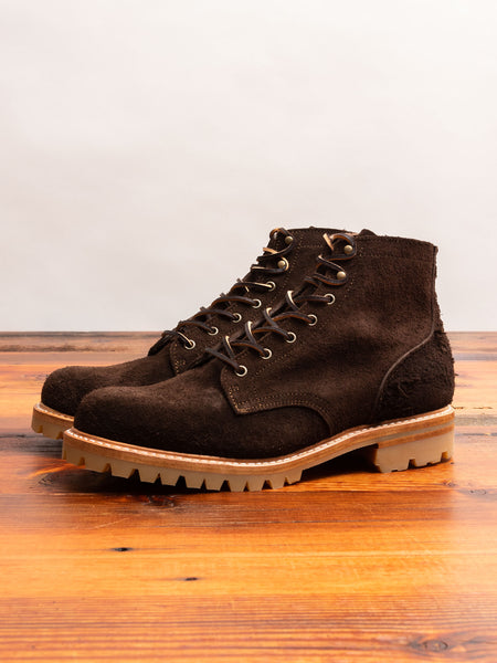"""Sasquatch Boot"" in Snuff Brown Mohawk"
