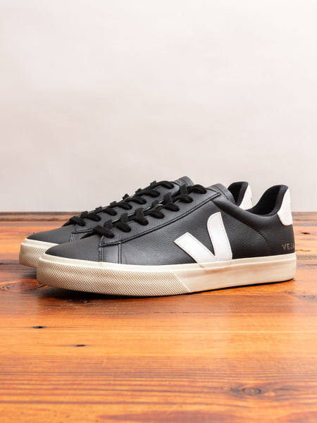 Campo Sneaker in Black White