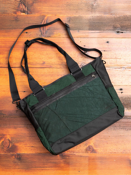 Rebirth Project 2-Way Tote Bag in Olive
