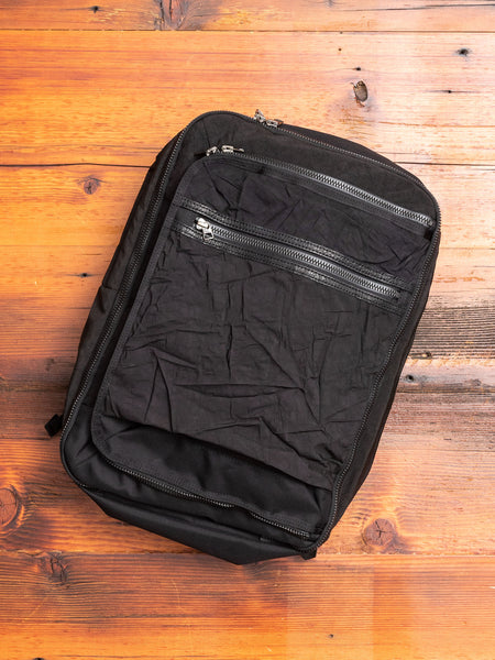 Rebirth Project Backpack in Black