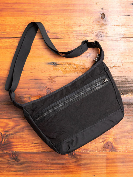 Rebirth Project Satchel Bag in Black