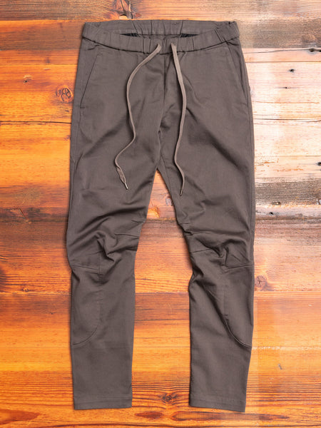 Power Stretch Twill Rider Pants in Charcoal