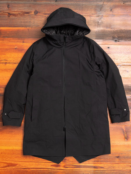 SOLOTEX Hooded Shell Jacket