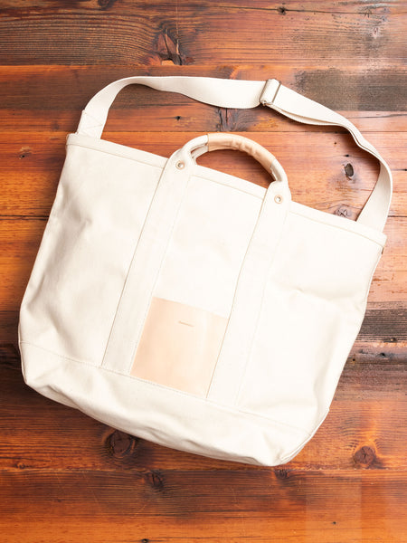 Campus Big Bag in Natural