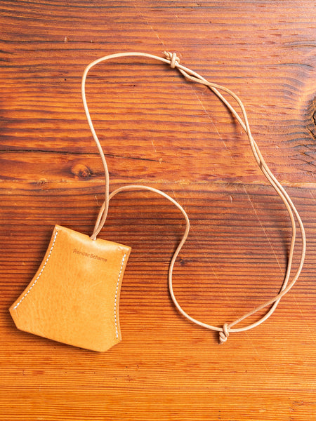 Key Neck Holder in Natural