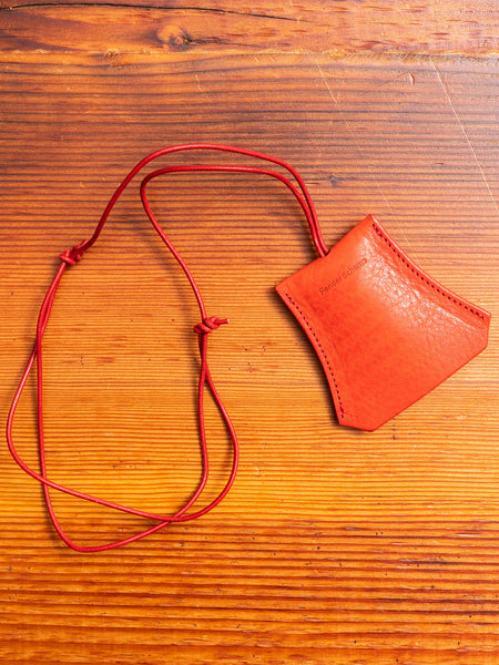 Key Neck Holder in Red