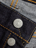 0401-18 18oz Selvedge Denim - High Tapered Fit
