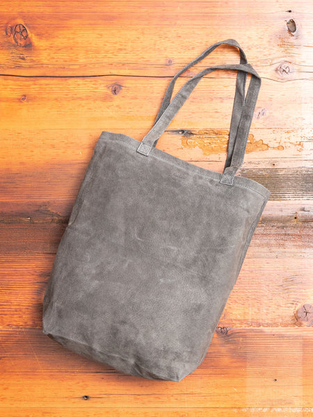 Pig Bag Medium in Dark Grey