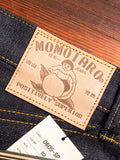 "0605SP ""Going to Battle"" 15.7oz Selvedge Denim - Natural Tapered Fit"