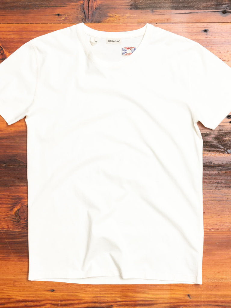 Malick T-Shirt in White